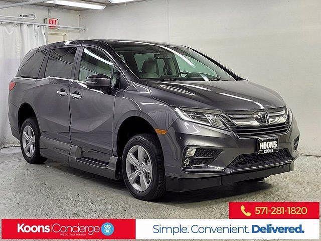 2020 Honda Odyssey EX-L for sale in Arlington, VA