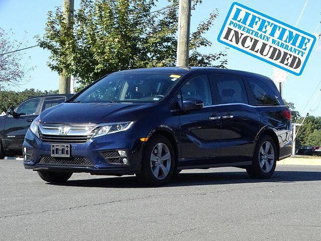 2019 Honda Odyssey EX-L for sale in Woodbridge, VA
