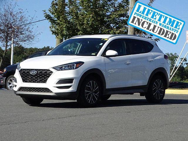2021 Hyundai Tucson SEL for sale in Woodbridge, VA