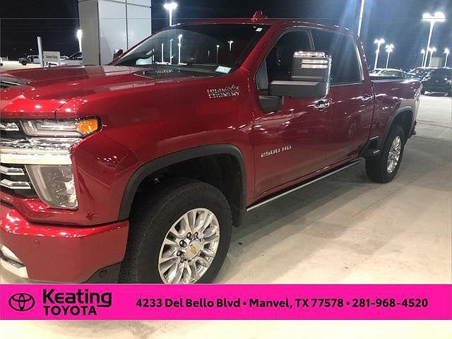 2021 Chevrolet Silverado 2500HD High Country for sale in Manvel, TX