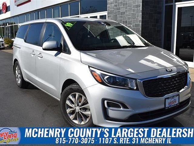 2019 Kia Sedona LX for sale in McHenry, IL