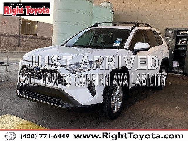 2021 Toyota RAV4 Hybrid XLE for sale in Scottsdale, AZ