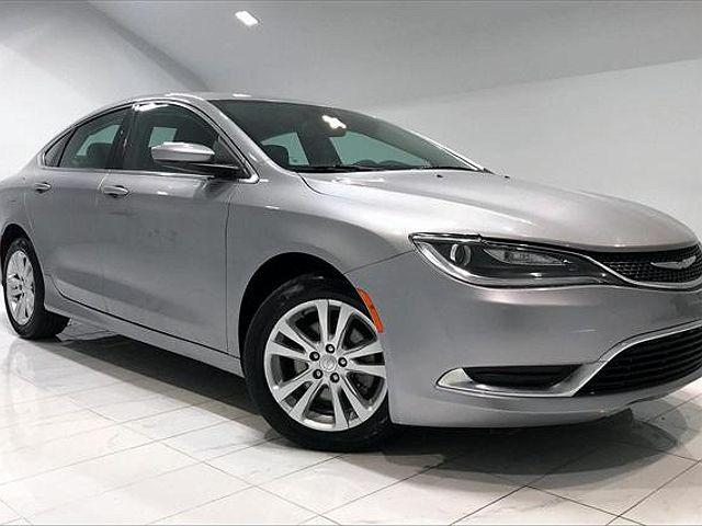 2016 Chrysler 200 Limited for sale in Stafford, VA