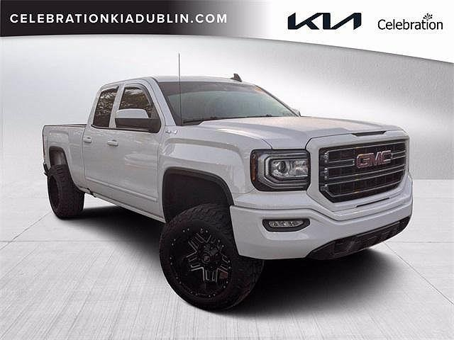 """2017 GMC Sierra 1500 4WD Double Cab 143.5"""" for sale in Dublin, OH"""