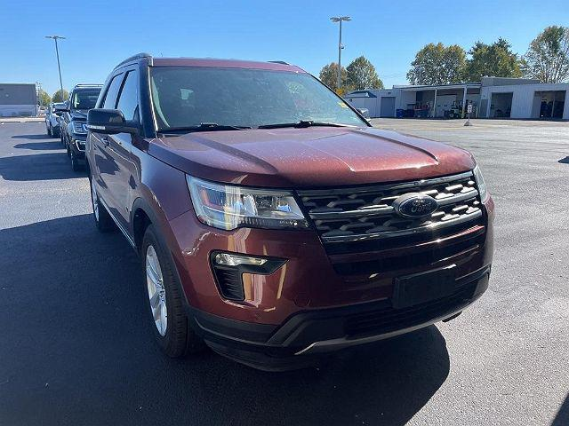 2018 Ford Explorer XLT for sale in Groveport, OH