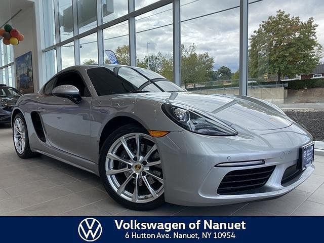 2019 Porsche 718 Cayman Coupe for sale in Nanuet, NY
