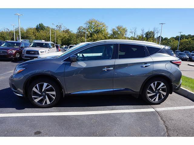2018 Nissan Murano Platinum for sale in Knoxville, TN