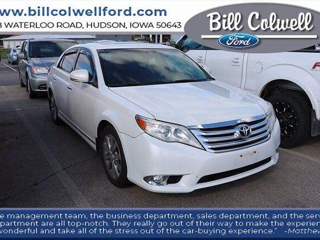 2012 Toyota Avalon Limited for sale in Hudson, IA