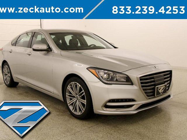 2018 Genesis G80 3.8L for sale in Purcell, OK