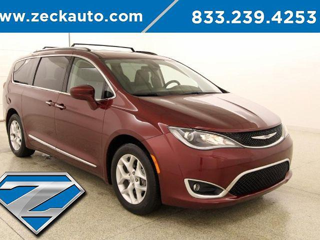 2018 Chrysler Pacifica Touring L Plus for sale in Purcell, OK