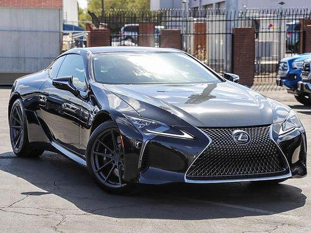 2020 Lexus LC for sale near Sacramento, CA