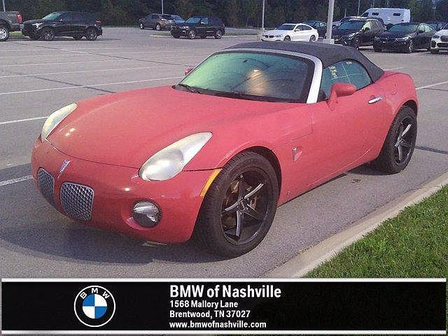 2008 Pontiac Solstice 2dr Conv for sale in Brentwood, TN