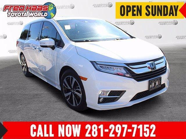 2020 Honda Odyssey Elite for sale in Spring, TX