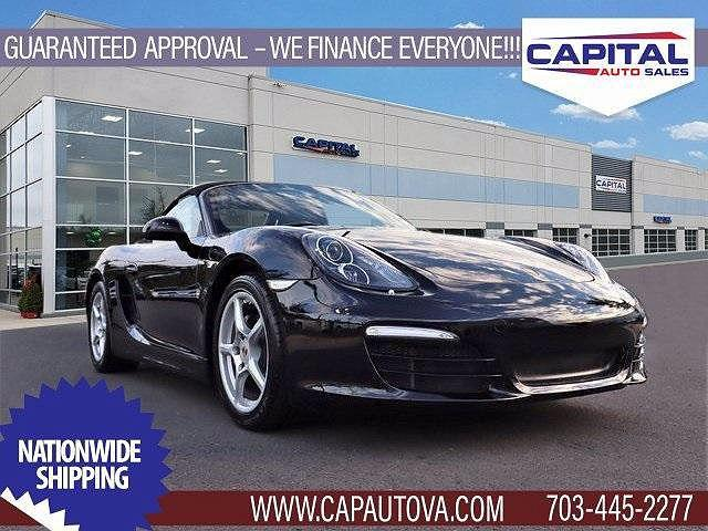 2014 Porsche Boxster 2dr Roadster for sale in Chantilly, VA