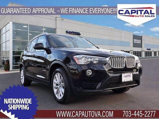2017 BMW X3 xDrive28i for sale in Chantilly, VA