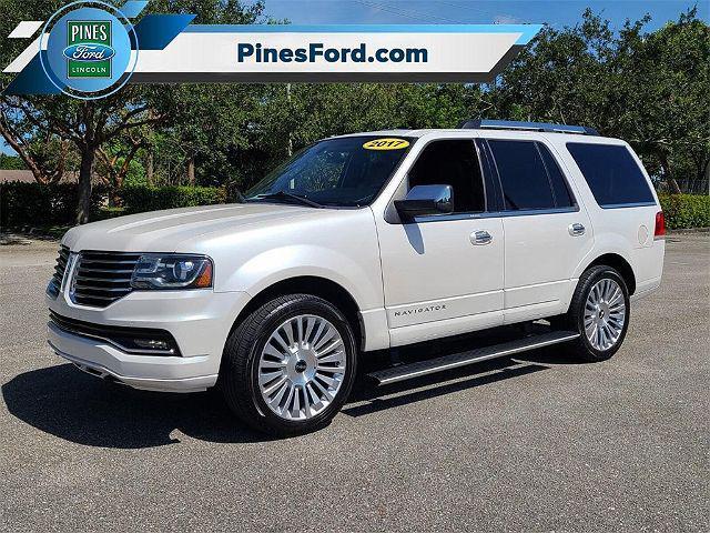 2017 Lincoln Navigator Select for sale in Pembroke Pines, FL