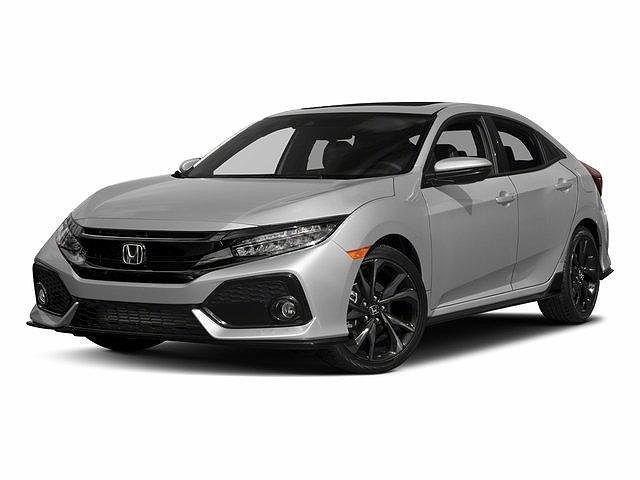 2017 Honda Civic Hatchback Sport Touring for sale in Nashville, TN