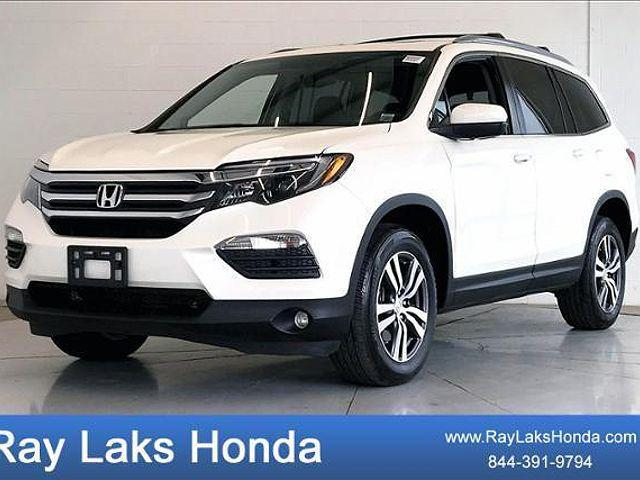 2017 Honda Pilot EX-L for sale in Houston, TX