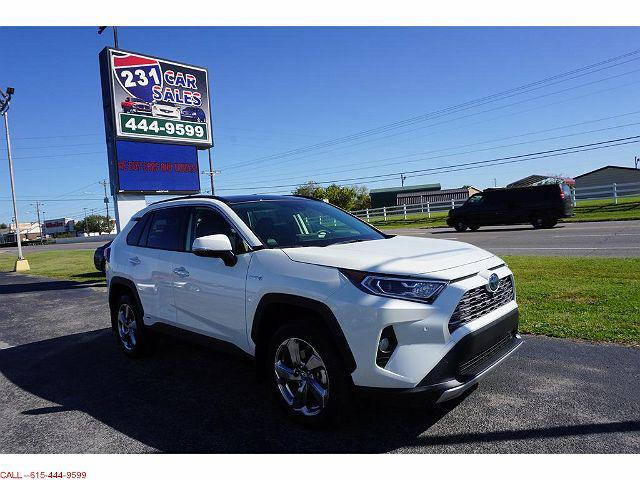 2020 Toyota RAV4 Limited Edition for sale in Lebanon, TN