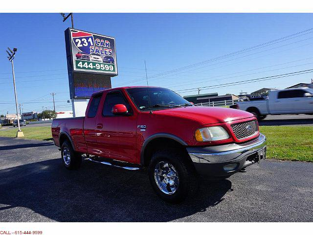 2002 Ford F-150 XLT for sale in Lebanon, TN