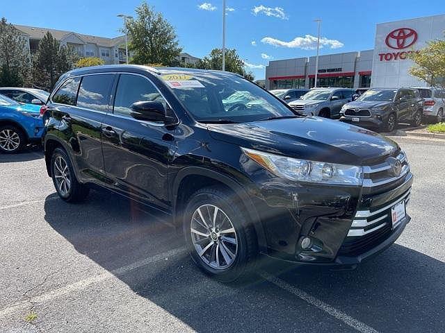 2017 Toyota Highlander XLE for sale in Alexandria, VA