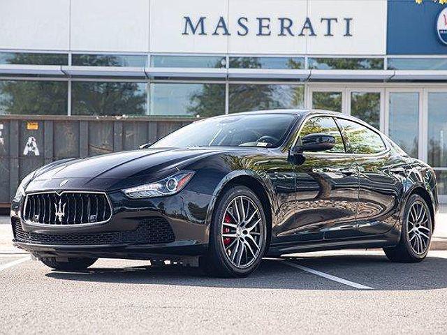 2017 Maserati Ghibli S Q4 for sale in Sterling, VA