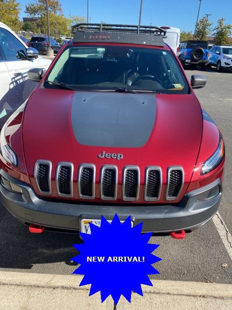 2015 Jeep Cherokee Trailhawk for sale in Chantilly, VA