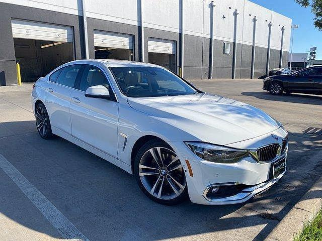 2018 BMW 4 Series 430i for sale in Houston, TX