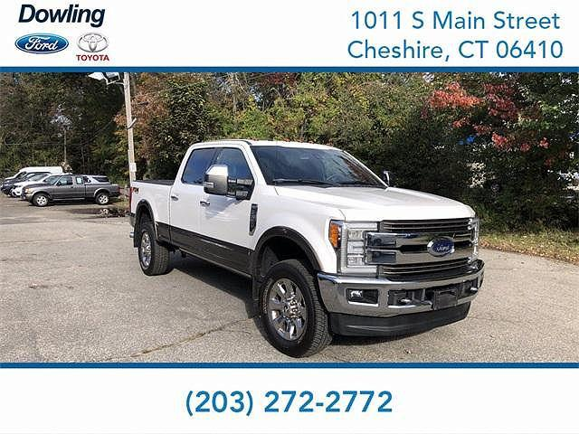 2017 Ford F-350 King Ranch for sale in Cheshire, CT