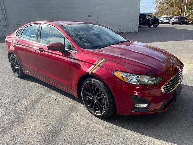 2019 Ford Fusion SE for sale in Haverhill, MA