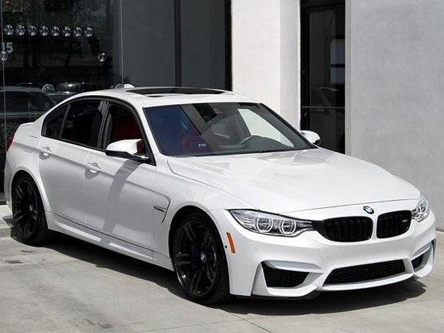 2015 BMW M3 4dr Sdn for sale in White Plains, NY