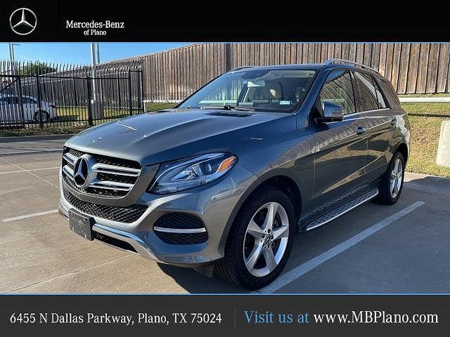 2019 Mercedes-Benz GLE GLE 400 for sale in Plano, TX