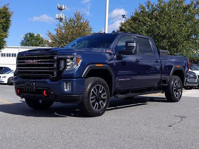 2020 GMC Sierra 2500HD AT4 for sale in Clarksville, MD