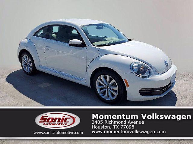 2014 Volkswagen Beetle Coupe 2.0L TDI for sale in Houston, TX