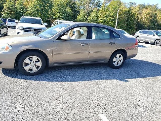2007 Chevrolet Impala 3.5L LT for sale in Laurel, MD