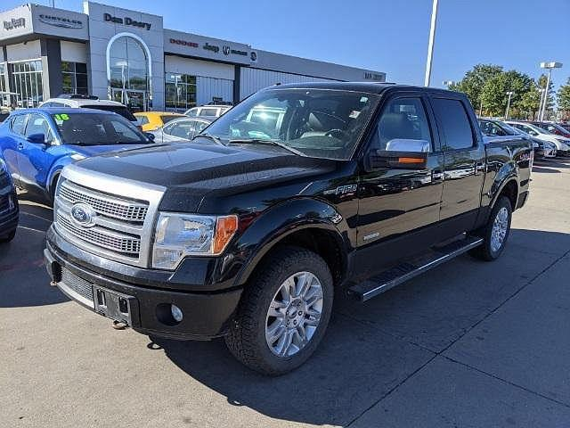 2011 Ford F-150 Platinum for sale in Waterloo, IA