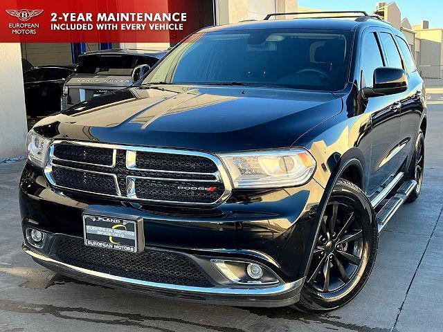 2014 Dodge Durango SXT for sale in Plano, TX