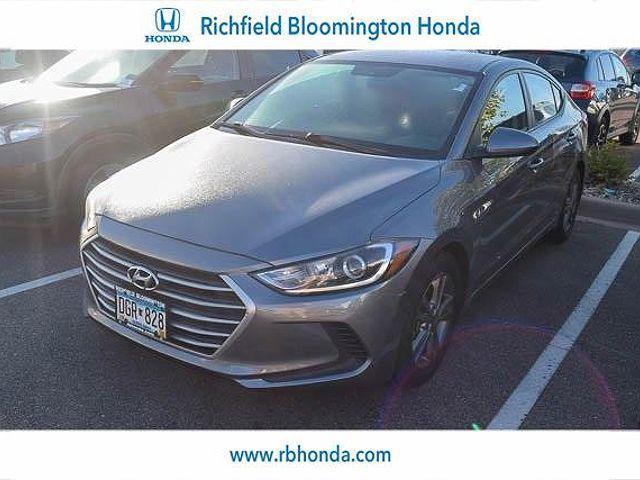 2018 Hyundai Elantra SEL for sale in Minneapolis, MN