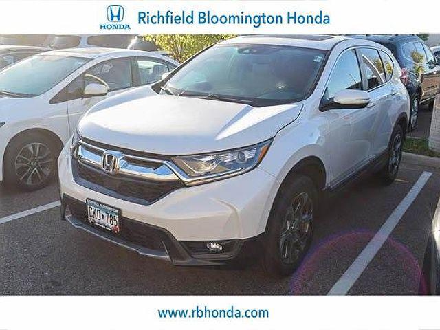 2018 Honda CR-V EX-L for sale in Minneapolis, MN