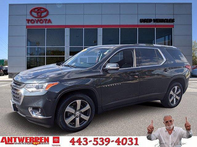 2018 Chevrolet Traverse LT Leather for sale in Clarksville, MD