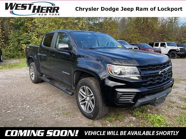 2021 Chevrolet Colorado 4WD Work Truck for sale in Lockport, NY