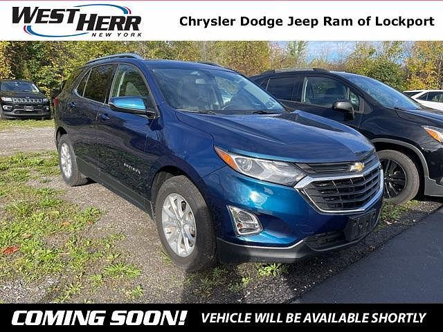 2019 Chevrolet Equinox LT for sale in Lockport, NY