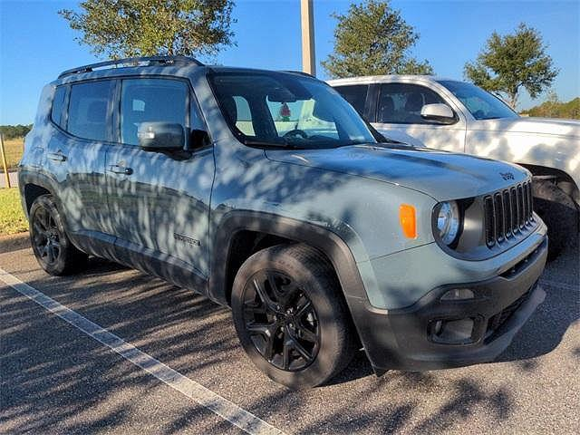 2018 Jeep Renegade Altitude for sale in Haines City, FL