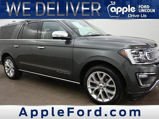 2018 Ford Expedition Max for sale near Columbia, MD