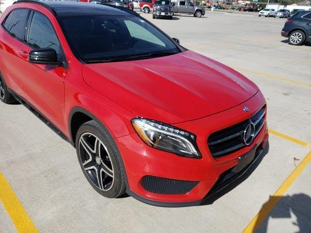 2017 Mercedes-Benz GLA GLA 250 for sale in Independence, IA