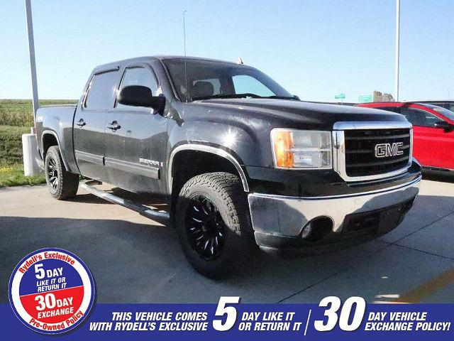 2007 GMC Sierra 1500 SLT for sale in Independence, IA