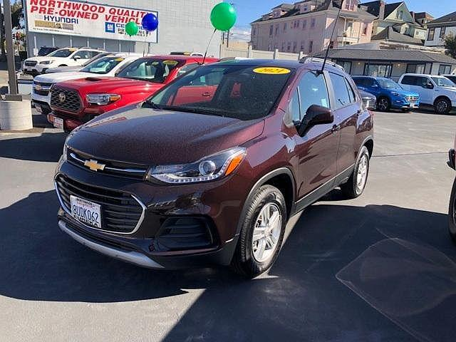 2021 Chevrolet Trax LT for sale in Eureka, CA