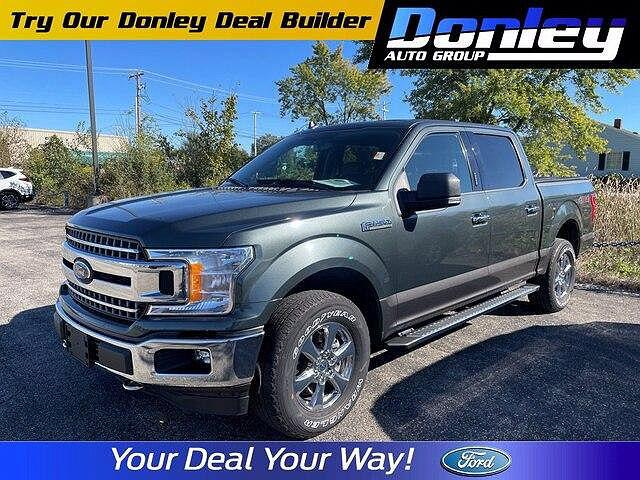 2018 Ford F-150 XLT for sale in Shelby, OH