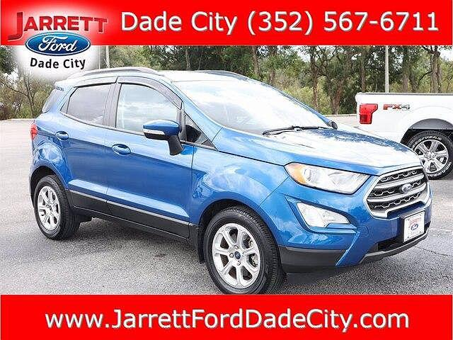 2018 Ford EcoSport SE for sale in Plant City, FL