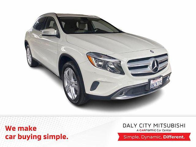 2015 Mercedes-Benz GLA-Class GLA 250 for sale in Daly City, CA